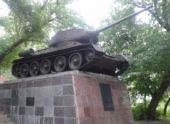 В Пензе обсудили этапы восстановления монумента «Танк Т-34»