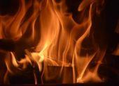 В Пензенской области из горящей квартиры спасли двух детей