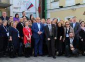 Президент РКФ Владимир Голубев провел первый Всероссийский форум «Ответственное собаководство»