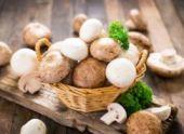 В Пензе малообеспеченным семьям помогают грибами и огурцами