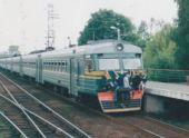 Подросток в Пензе катался на крыше поезда