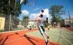 В Пензенской области открылась новая спортплощадка