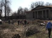 В Седобском районе Пензенской области благоустраивают территории