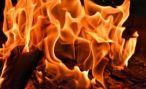 В субботу в Пензе пожарные тушили пожар в школе №20