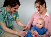В Пензенской области начнут иммунизацию детей