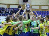 Команда «Лагуна-УОР» из Пензы в восьмой раз выиграла Кубок России