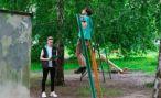 Активисты партии «Новые люди» проверили дворовые площадки в Пензе